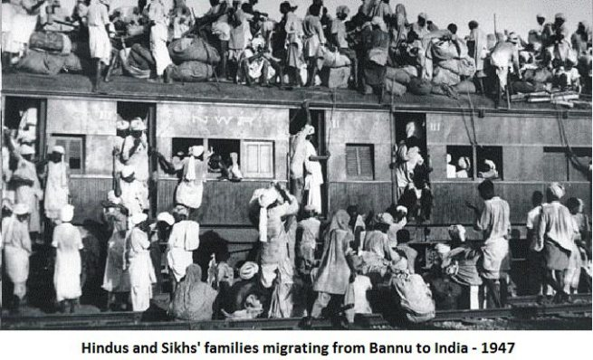 Hindus_and_Sikh_on_train_to_India