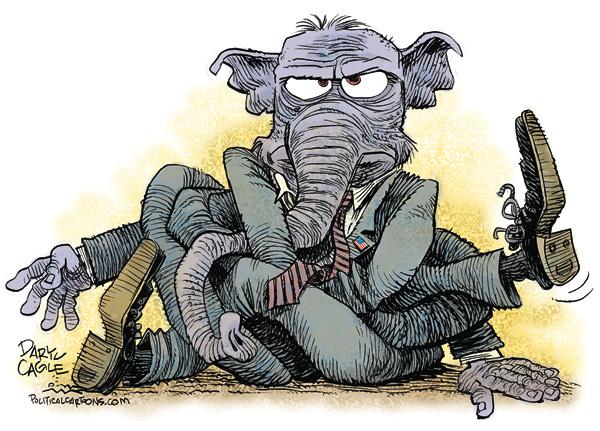 Elephant-Knot